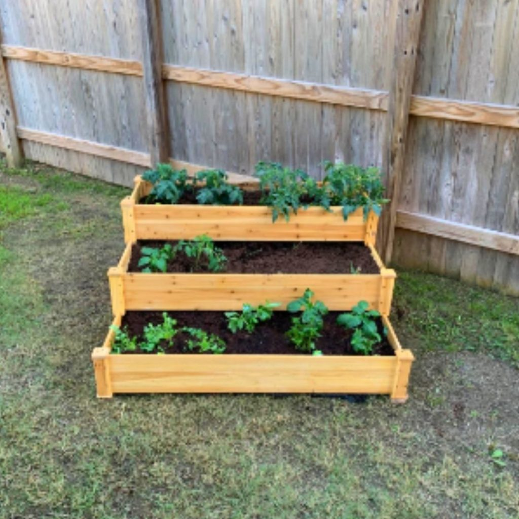 10 Raised Garden Bed Plans For Seniors